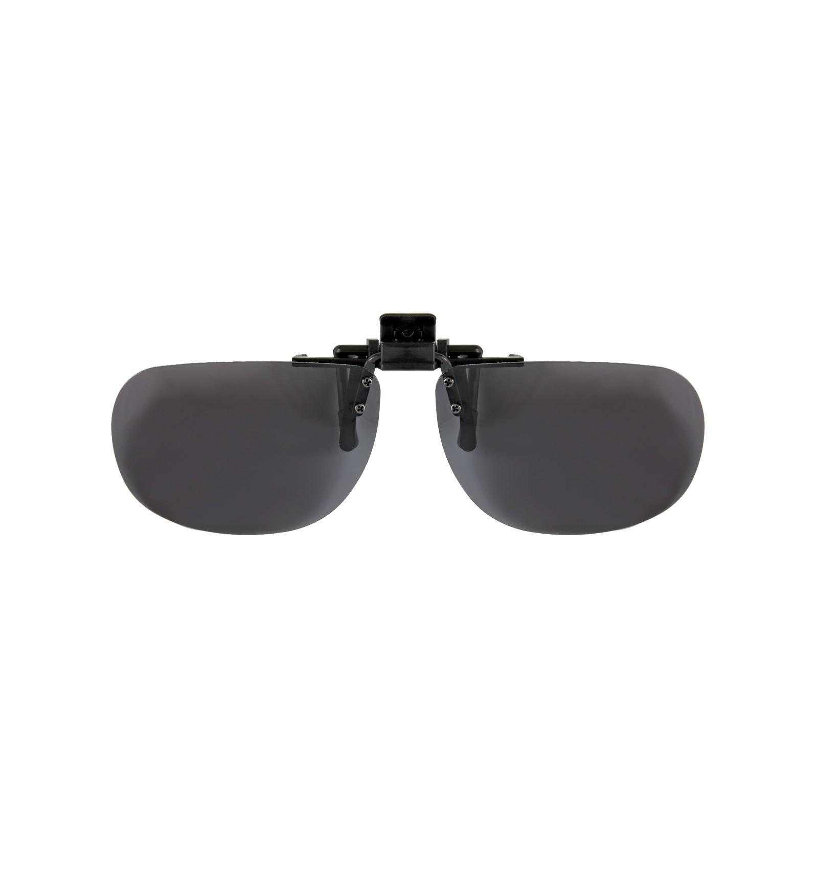 99f5dbb873 Instrumento para acoplar sobre sus gafas y protegerse del Sol. Las lentes  miden 54 x
