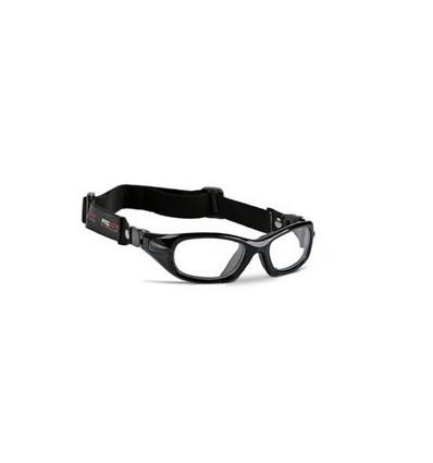 e884bfd48375 Gafa de protección deportiva graduable modelo Progear Eyeguard en color  Negro y talla M (52x18