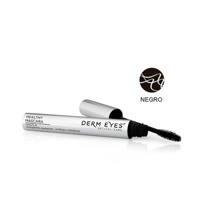 DermEyes HEALTHY EYES MASCARA NEGRO