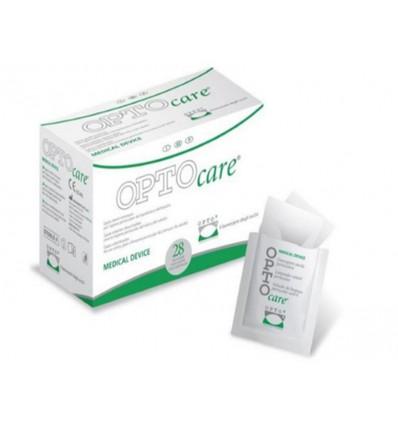 Gasas embebidas en una solución de extractos naturales pensada para la higiene diaria de párpados, pestañas, y contorno ocular.